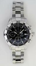 Tag Heuer Aquaracer Automatic 300 M CAF2110 Stainless Steel Chronograph Watch