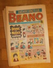 Beano comic FULL YEAR 1983 , 52 comics Nos 21111-2162