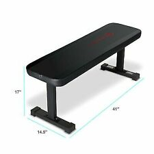 Marcy SB-315 Multipurpose Home Gym Utility Flat Bench