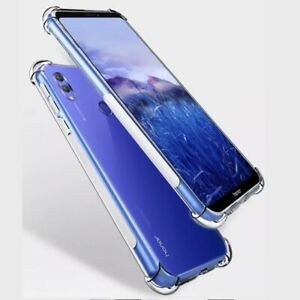 Huawei Silicone Phone Case Thin Light Clear p20 p30 p40 MATE PRO LITE