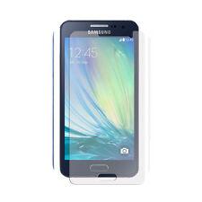 2 X Transparente Lcd Film Protector De Pantalla De Aluminio Protector Para Samsung Galaxy A3 sm-a300f