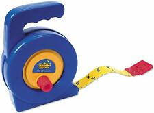 Oversized Tape Measure 3 ft Long Easy Grip Handle Pretend Play Construction Toy