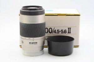 Konica Minolta Maxxum AF 75-300mm f/4.5-5.6 II For Minolta/Sony A 22134