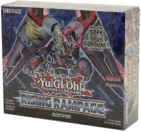 Yu-Gi-Oh! TCG: Rising Rampage Booster Box [Display Box 24 Packs 1st Edition] NEW