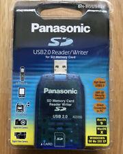 Panasonic SD USB 2.0 lector/escritor para Tarjeta de memoria SD Totalmente Nuevo Sellado