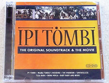 IPI TOMBI Soundtrack CD + Movie PAL DVD Reissue SOUTH AFRICA   ZULU