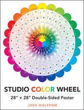 Studio Color Wheel Poster 28X28 Inches
