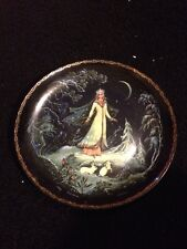 Snow Maiden Collector Plate