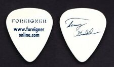 Foreigner Tommy Gimbel Signature Guitar Pick - 2017 40th Anniversary Tour
