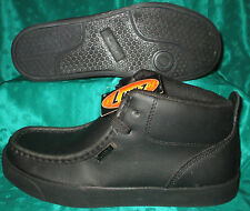New Men Lugz Black Shoe Boot sz 7