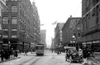 "1908 Robert Street, St. Paul, Minnesota Vintage Photograph 11"" x 17"" Reprint"