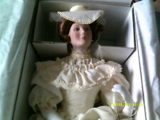 "Ashton Drake Doll Classic Bride of the Century ""Flora"""