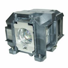 New Projector Lamp ELPLP67/V13H010L67 in Housing for Epson EB-S11/EB-S12
