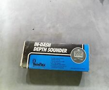Teleflex In-Dash Depth Sounder 56946P Vintage  NIB