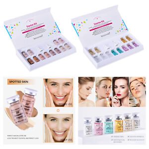 Cream Serum Kit White  Skin Whitening Brightening Cream Foundation