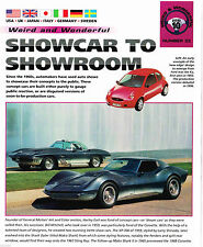 Other Vintage Auto Brochures