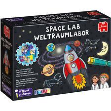 Jumbo Weltraumlabor, Experimentierkasten