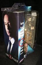 El agente Fox Mulder Coleccionable X FILES Figura de Acción & Base Regalo-Nuevo