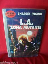 CHARLES INGRID L. A. zona mutante 1997 NORD Cosmo Argento Prima Ed.
