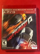 Need for Speed: Hot Pursuit (Sony PlayStation 3, 2010) (CIB) (GD)