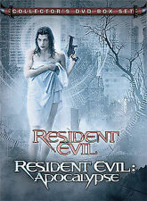 Resident Evil (Special Edition) / Resident Evil - Apocalypse (Collector's DVD B