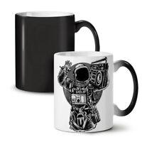 Space Music Cool Fashion NEW Colour Changing Tea Coffee Mug 11 oz | Wellcoda