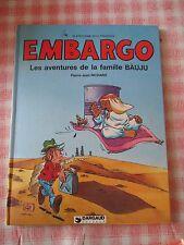 EMBARGO les aventures de la famille BAUJU Pierre-jean RICHARD DARGAUD éditeur