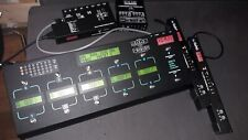 G Lab GSC-5 Guitar System Controller Loop Controller Switcher MIDI