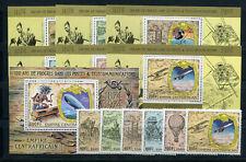 Zentralafrika 540/45 Block 23/29 postfrisch / UPU ........................2/9284