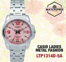Casio Classic Series Ladies' Analog Watch LTP1314D-5A