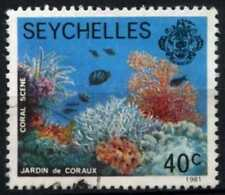 Postage Seychellois Stamps (1976-Now)