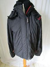 Superdry Nylon Regular Size Zip Coats & Jackets for Men