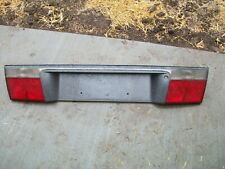 1998-2004 Cadillac Seville Trunk License Plate Panel