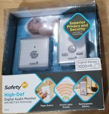 Safety 1st High-Def Digital Audio Monitor with DECT 6.0 Technology *
