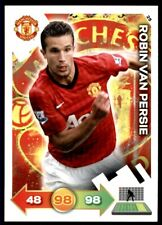 Panini Manchester United 2013 Adrenalyn XL - Robin van Persie No. 25
