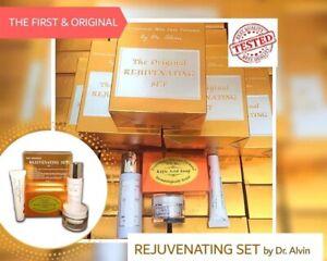 100% Original Rejuvenating Set By. Dr Alvin (🇵🇭🇺🇸 SUPPLIER)