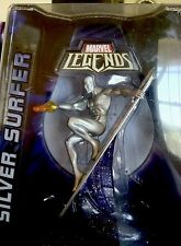 Titanium Series Marvel Legends Die-Cast SILVER SURFER 2006 MICRO MACHINES