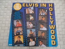 ELVIS IN HOLLYWOOD - 20 ORIGINAL HITS FROM HIS MOTION PICTURE  (33 TOURS VYNIL)