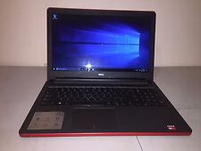 "15"" Upgraded Dell Inspiron 15-5555 Laptop - (AMD A6-7310, 4 GB RAM, 256 GB SSD)"