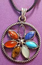 Bigiotteria multicolori ovali cristallo
