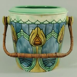Minton Secessionist No.36 Pail with Drainer