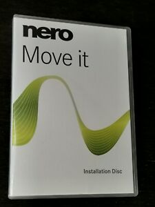 Nero Move it ,Multilingual.CD With Product Key+ Includes instruction.Open box.