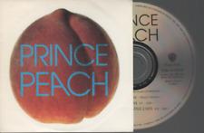Prince Peach CD SINGLE france french card sleeve