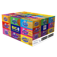 Hill Biscuit Big 8 Family Favourites Selection Varieties Packets Cookies