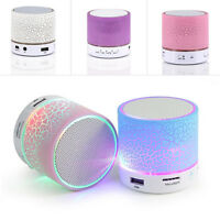 Wireless Bluetooth Loud Speaker SUPER Stereo Portable For Phone Tablet PC