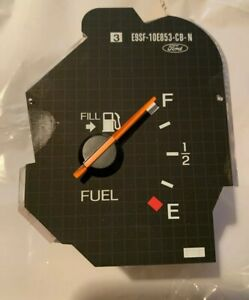 Fuel Gauge For Ford Thunderbird
