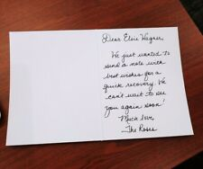 Handwritten Note Card, customized, thank you card, holiday, wedding, invite