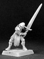 1x TEMPLAR UNFORGIVEN - WARLORD REAPER miniature jdr rpg templier 14352l