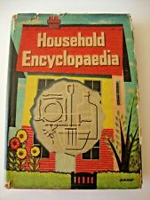 Household Encyclopaedia 334 pages edited by W H Steer