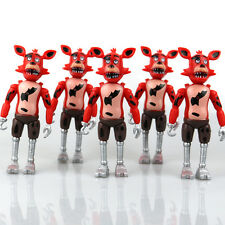 FNAF Five Nights at Freddy's Foxy PVC Toy 14cm Height Fox Animal Toys with Light
